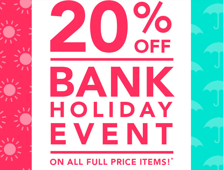 Peacocks sale, 20% off + 99p Standard Delivery