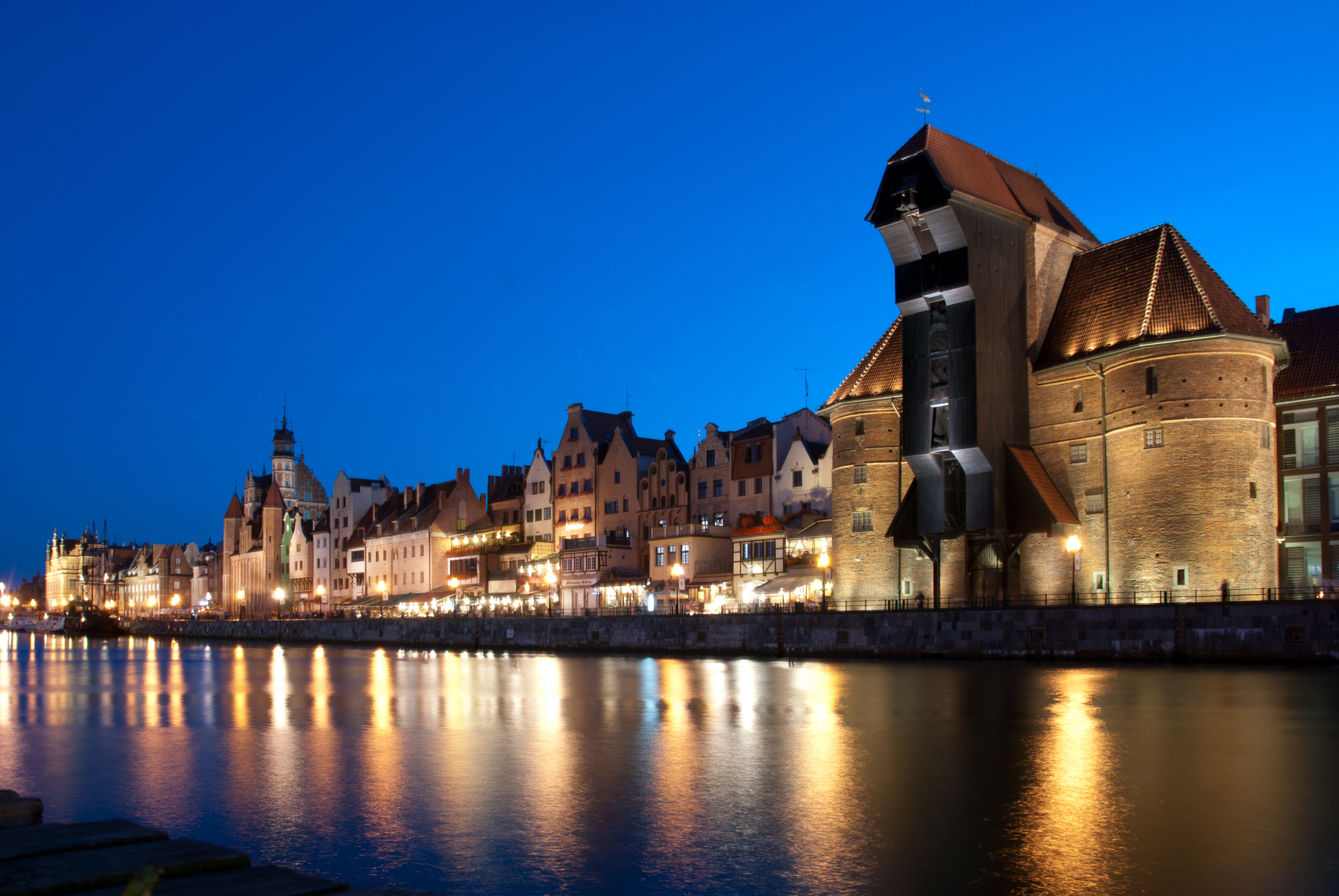 £59: Christmas Markets in Gdansk - Two nights with hotel and flights inc