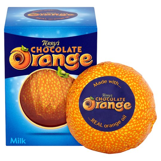 Buy one get TWO free on Terry's Chocolate Orange
