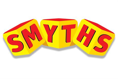 £10 off £50 spend & £20 off £100 spend from Wed 27/9 @ Smyths Toys