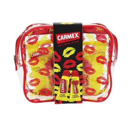 3 for 2 on skincare plus FREE Carmex goodie bag!