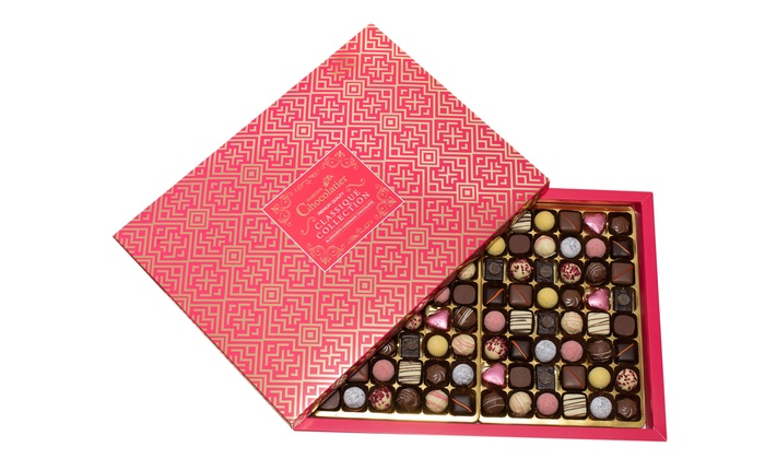 96 Handmade Chocolates from Martin's Chocolatier