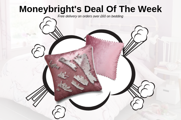 Deal Of The Week – Free Delivery On Bedding
