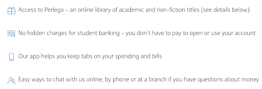 Barclays student bank account