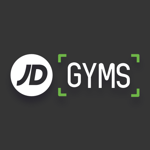 JD Gyms logo to compare gym memberships in the UK